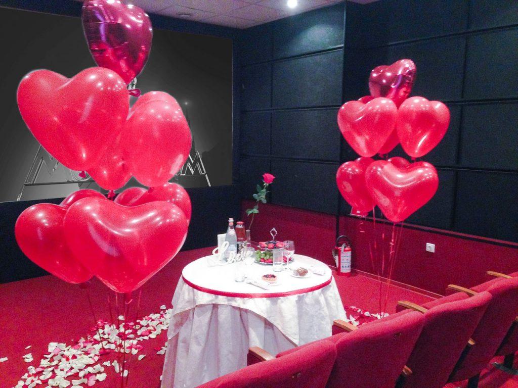 Романтическое свидание в стиле ретро для двоих!