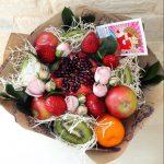 Букет из фруктов, фруктовый букет, букет из фруктов своими руками, купить букет из фруктов, букет из фруктов фото, букет из фруктов екатеринбург