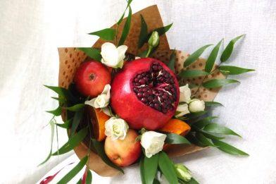 Букет из фруктов, фруктовый букет, букет из фруктов своими руками, купить букет из фруктов, букет из фруктов фото, букет из фруктов екатеринбург, Подарок девушке на день рождения, подарок девушке
