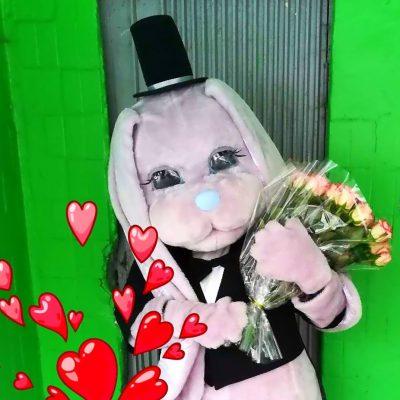 Поздравление ростовой куклой, доставка цветов в ростовой кукле, курьер ростовая кукла, сердце курьер, сюрприз ростовая кукла, подарок ростовая кукла, ростовая кукла екатеринбург, аниматор ростовая кукла екатеринбург, аниматор ростовая кукла