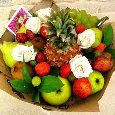 Букет из фруктов11