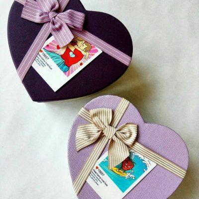 Клубника в шоколаде, в красивой коробочке, клубника в коробочке, клубника в подарок